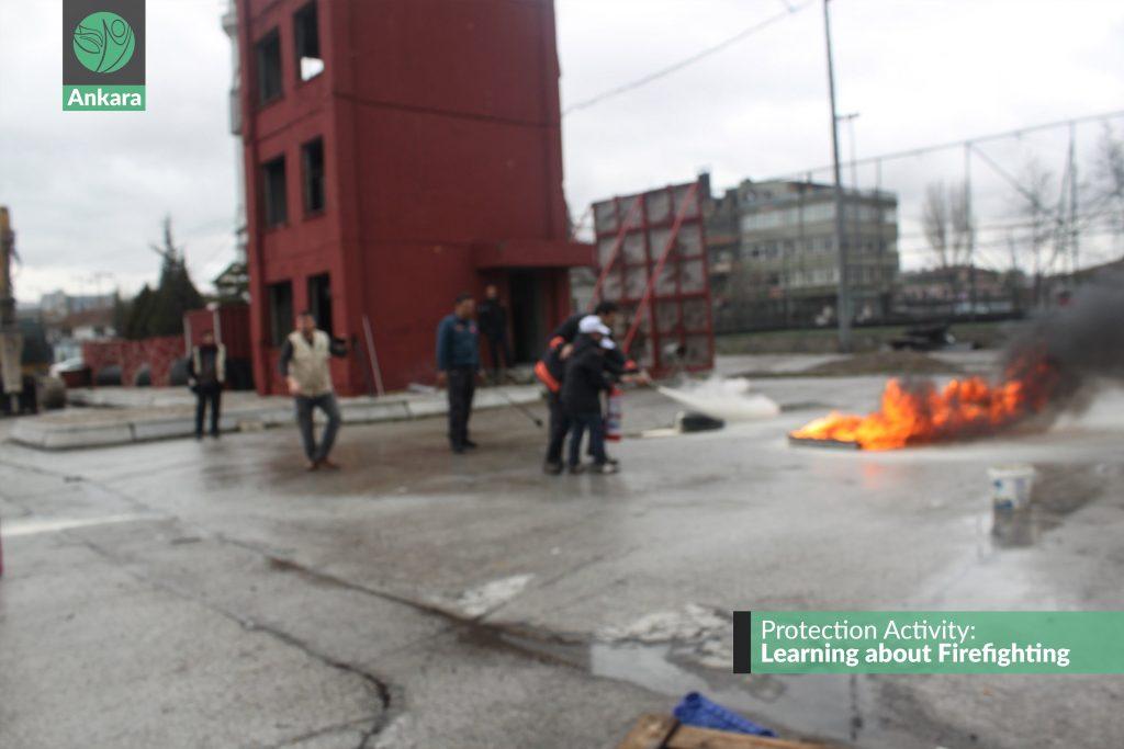Firefighting Activity