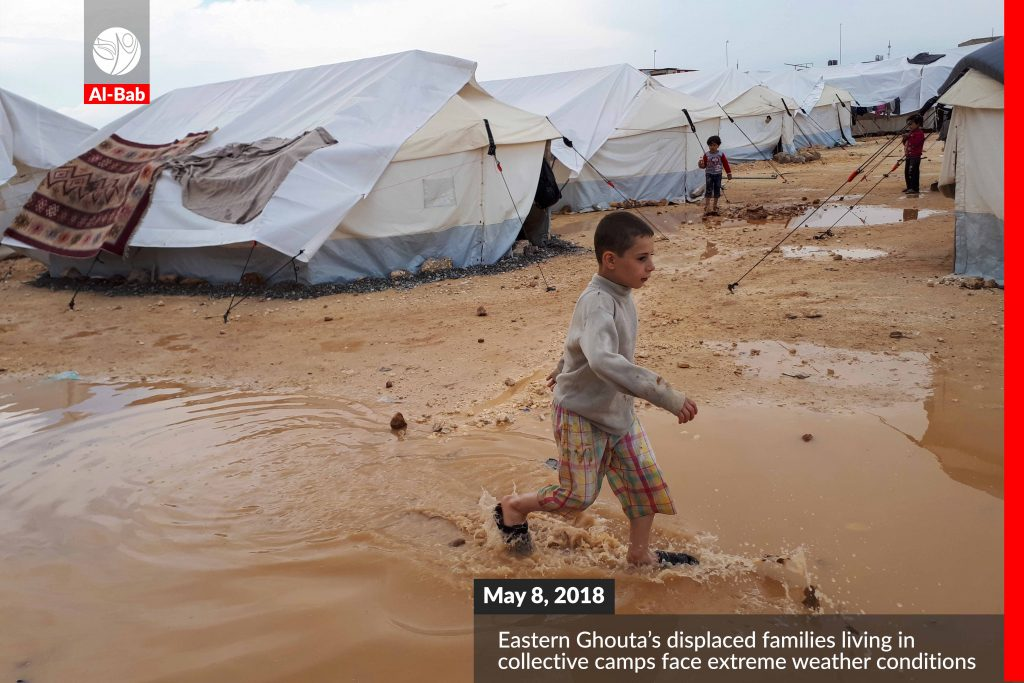 Operation Home for displaced families