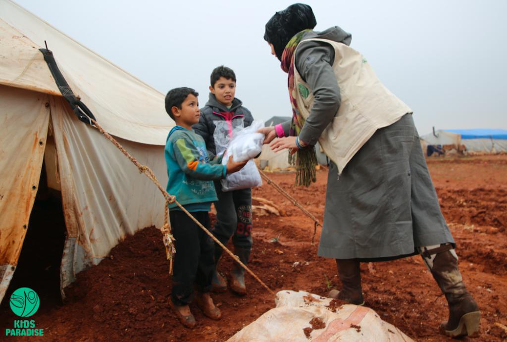 Syria Flood Response